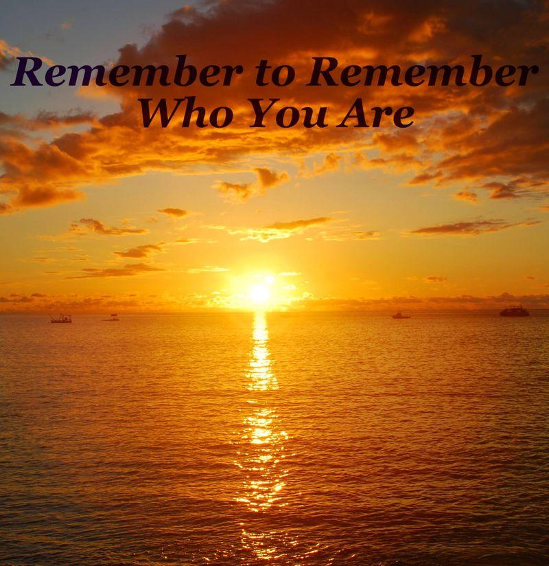Remember copy